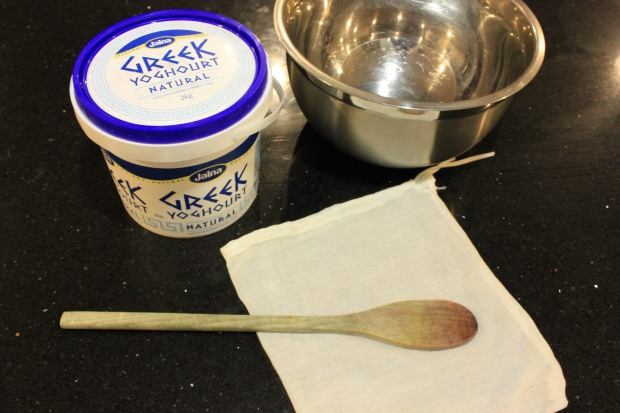 What you need to make cream cheese