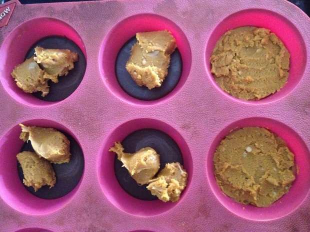 How to assemble Chocolate Nut Butter Cups assembly