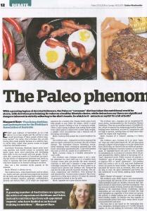 The Weekender - Debate - Paleo Phenomenon P1
