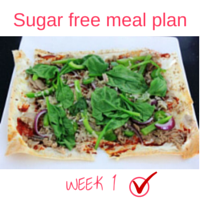 Button - Inspired Mood Sugar free meal plan Week 1