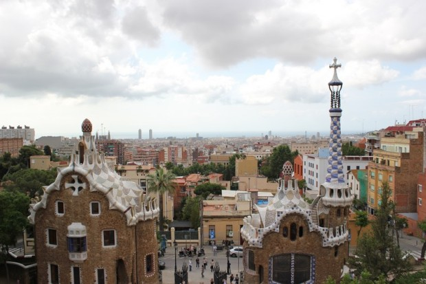 Barcelona, Spain - the city that never sleeps