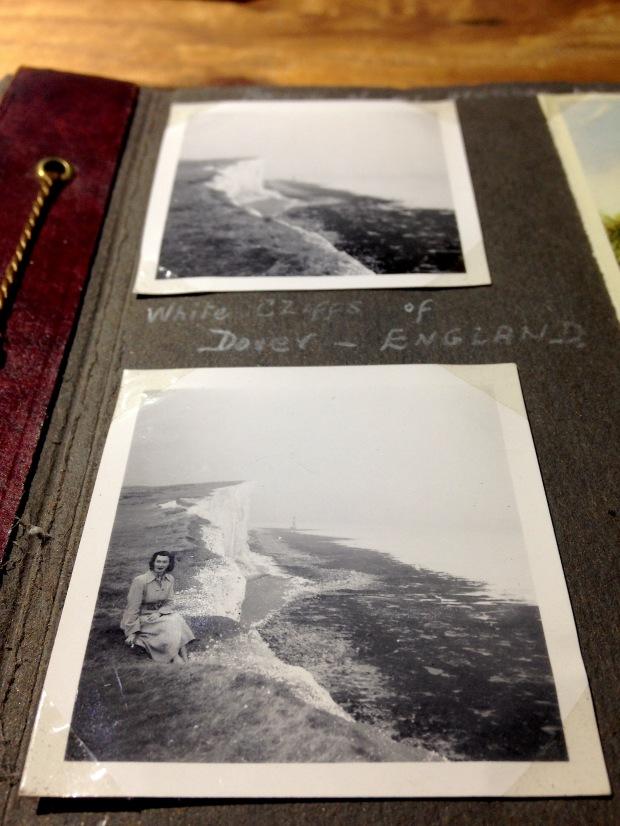 White Cliffs of Dover 1952